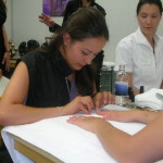 World Certification Institute (WCI) accredits the Nail Technician Course conducted by The Academy of Nail Design (TAOND)