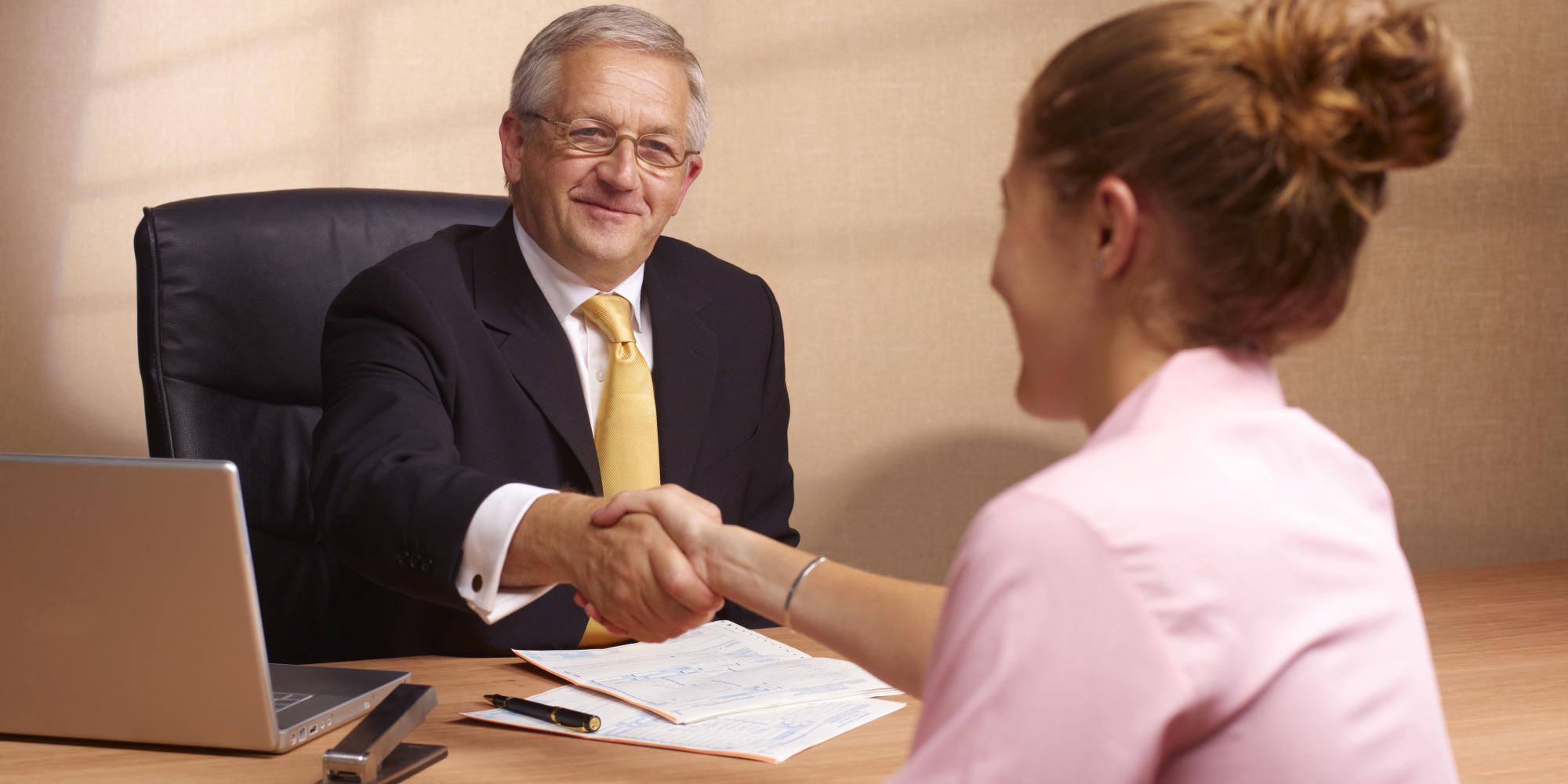 Job interview Nude Photos 17