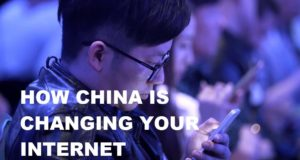 How China Is Changing Your Internet